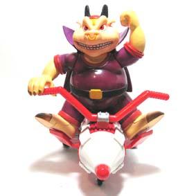 Wiz Pig Diddy Kong Racing Fricção (aberto)