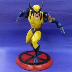 Wolverine base X-Men