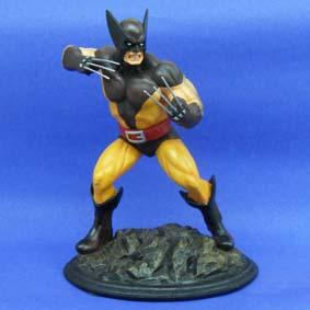 Wolverine (Bonecos de Quadrinhos da Marvel) Volverine