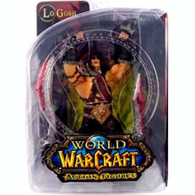 World of Warcraft Series 5 - Alliance Hero - Lo Gosh