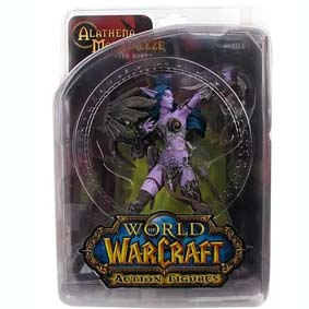 World of Warcraft Series 5 - Night Elf Hunter