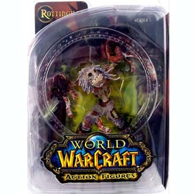 World of Warcraft Series 5 - Scourge Ghoul - Rottinhgham