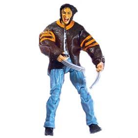 X-Men Origins Premium Wolverine (aberto) remove jaqueta