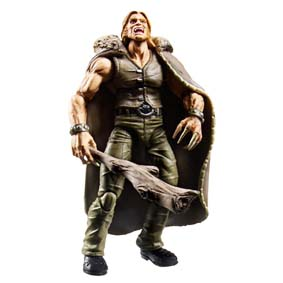 X-Men Origins Wolverine: Comic Series - Sabretooth (aberto)