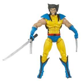 X-Men Origins Wolverine Comics sem máscara (aberto)