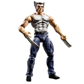 X-Men Origins Wolverine - Logan (aberto)