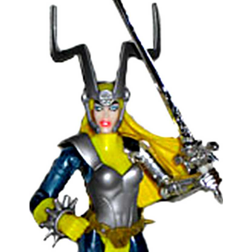 X-Men The New Mutants - Magic With Flame Shooting Lockheed Dragon - Toy Biz Action Figure
