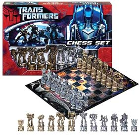 Xadrez dos Transformers