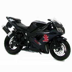 Yamaha Deltabox YZF R1 moto Maisto escala 1/18