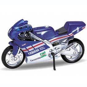 Yamaha TZ250M (1994) com base