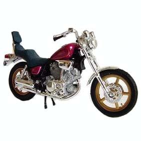 Yamaha XV 1000 Virago - Moto Maisto Rara