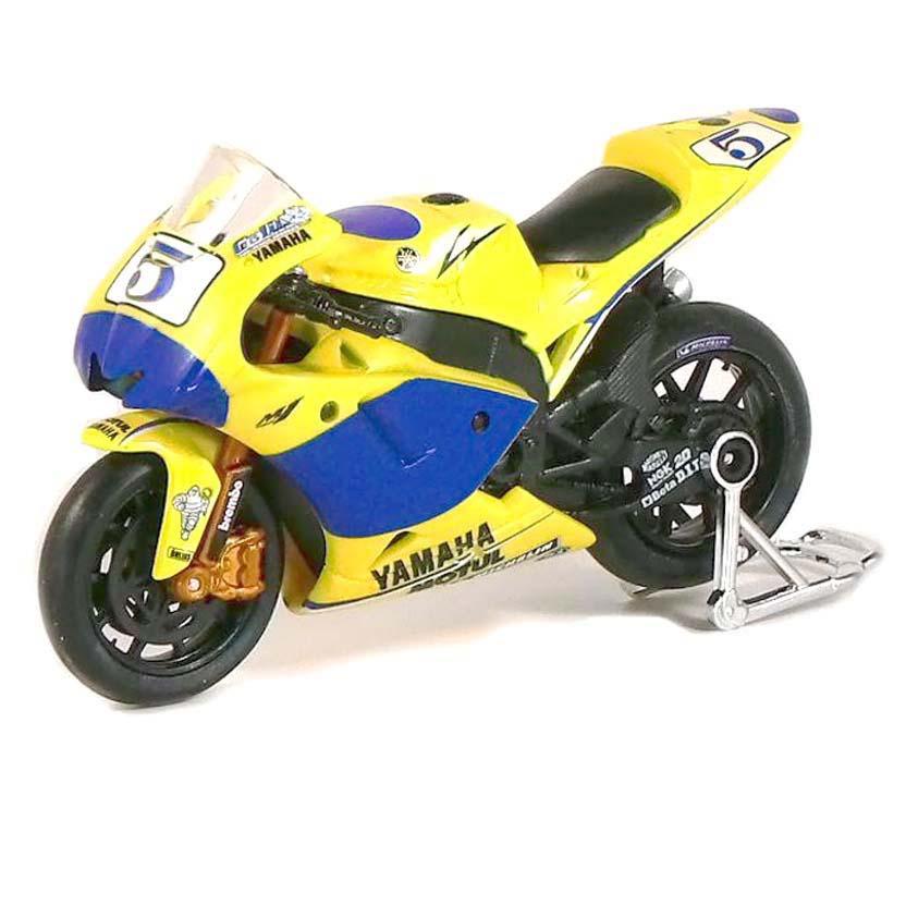 Yamaha YZR-M1 Camel Colin Edwards #5 (2006) miniaturas maisto MotoGP escala 1/18