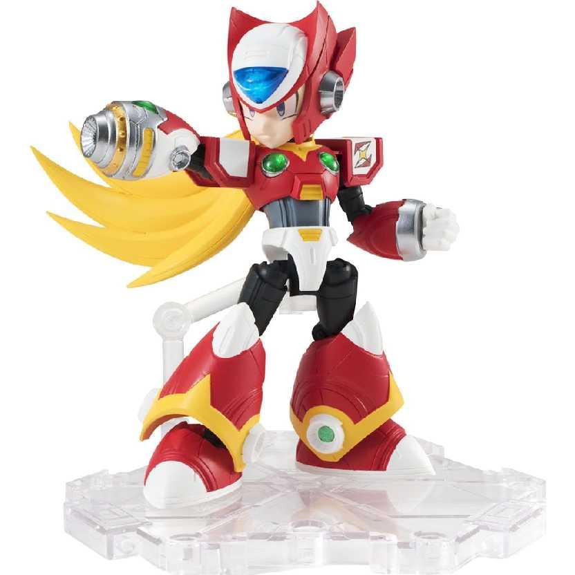 Zero Megaman X (Rockman x) NXEdge Style Bandai Action Figure